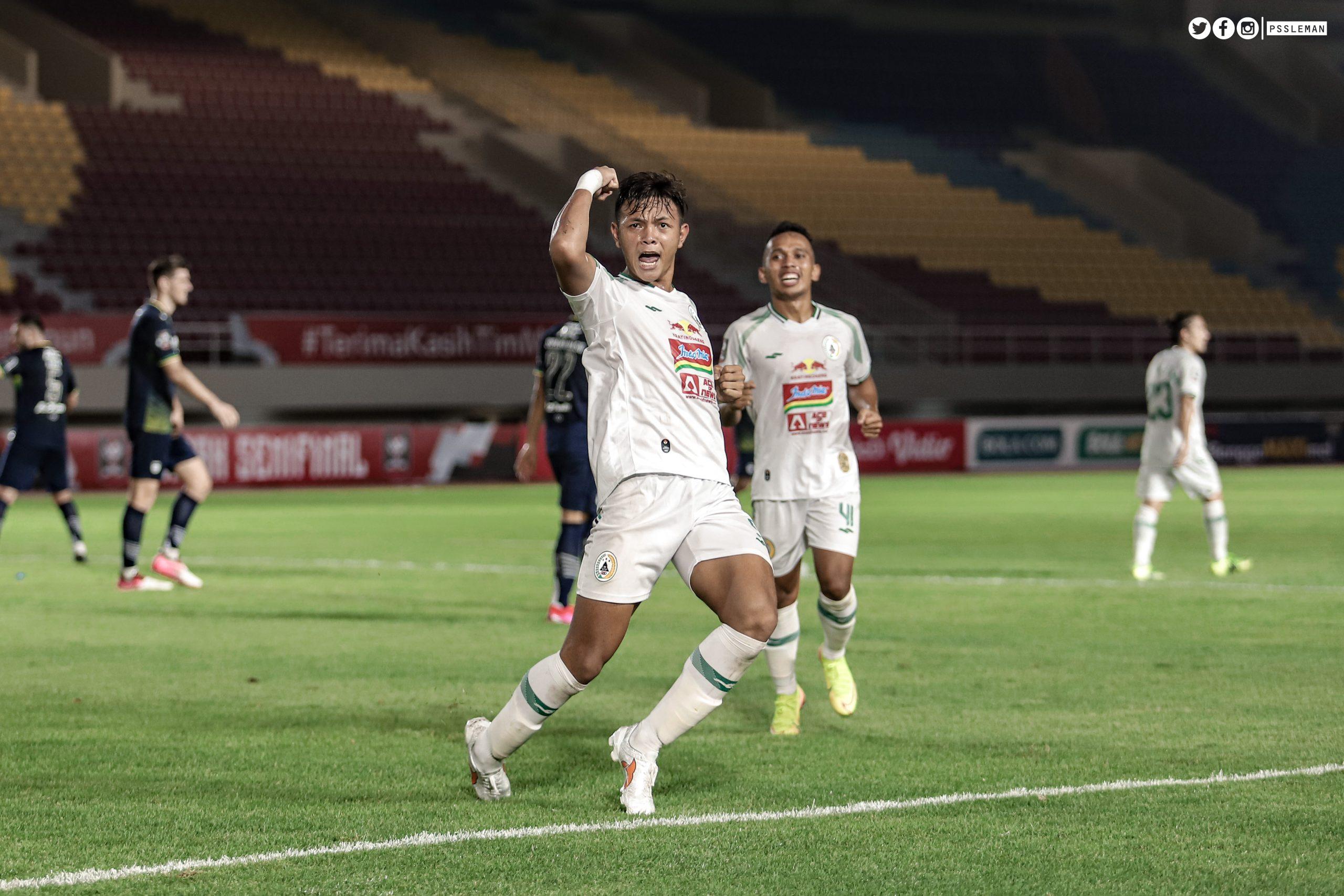 SEMI FINAL LEG 2 Piala Menpora 2021 PSS vs PERSIB