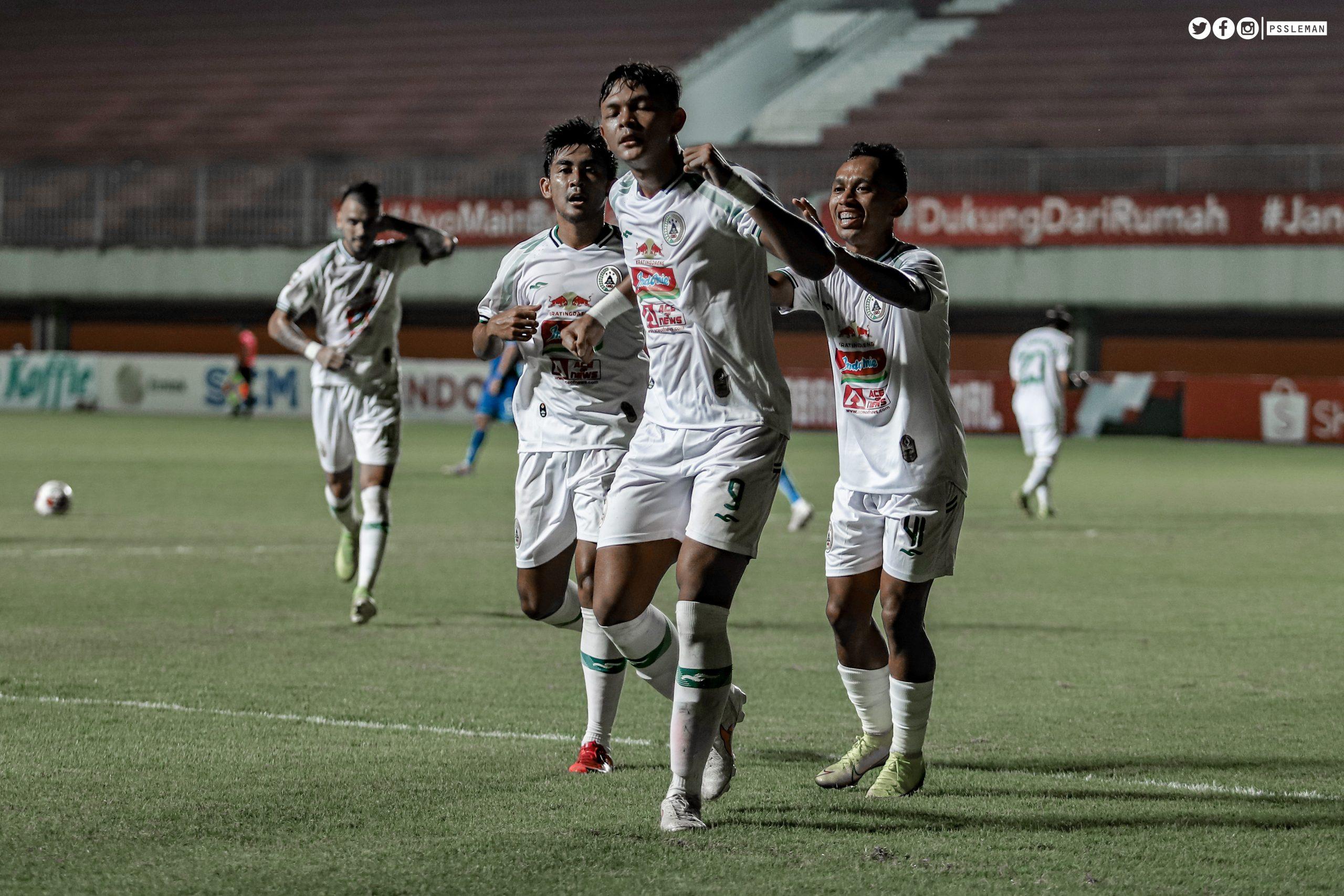 SEMI FINAL LEG 1 Piala Menpora 2021 PSS vs PERSIB