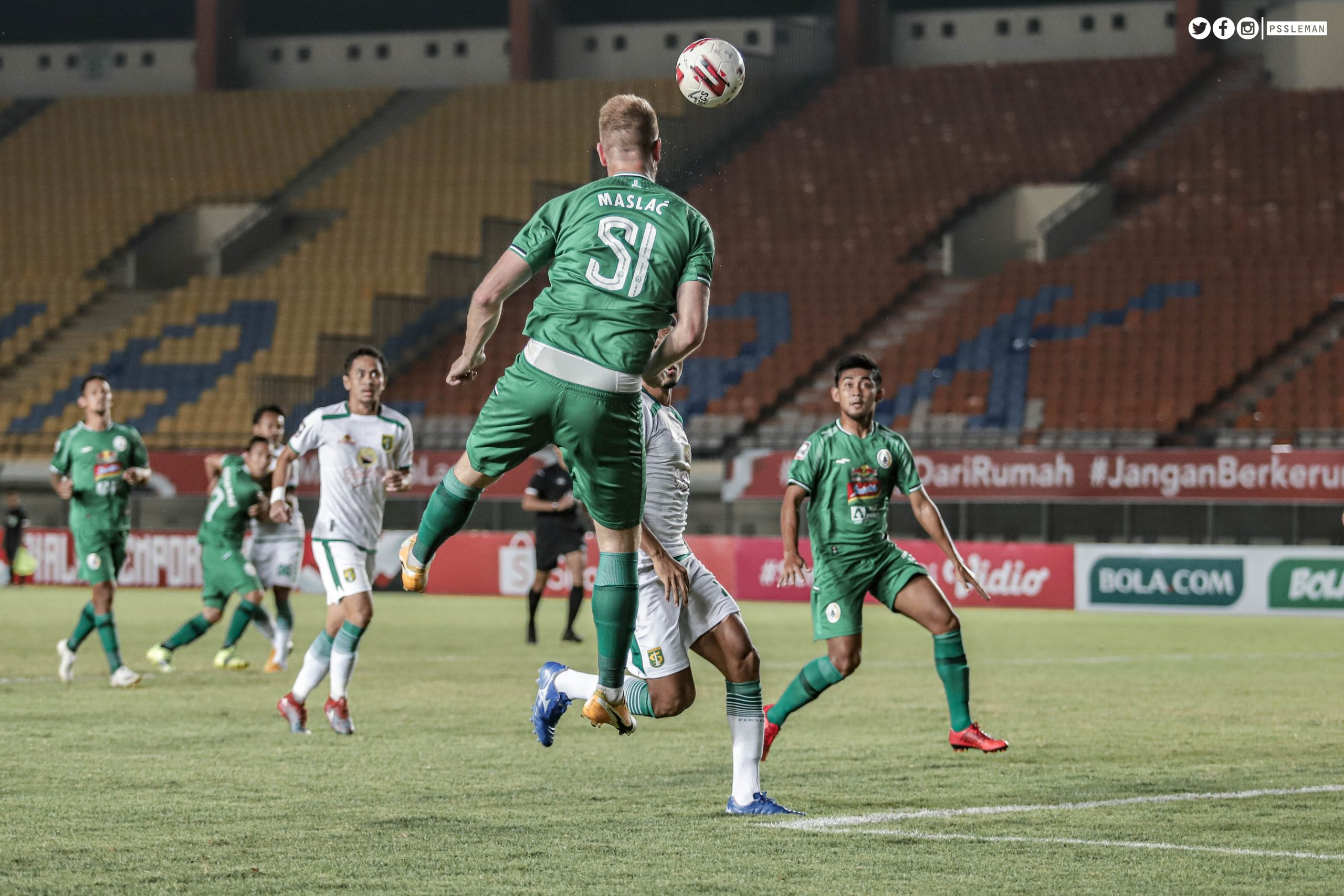 Piala Menpora 2021 PSS vs Persebaya